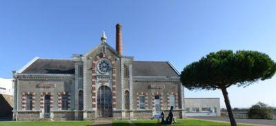 Saint-Nazaire : l'usine élévatoire inscrite aux monuments historiques