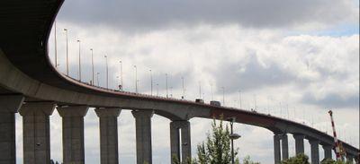Nantes : des restrictions sur le pont de Cheviré