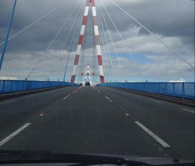 Le pont de Saint-Nazaire pourrait fermer ce jeudi après-midi en...
