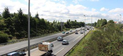 Nantes : semaine de travaux sur le périphérique nord entre les...