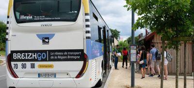 Ille-et-Vilaine : les lignes scolaires et régulières BreizhGo...