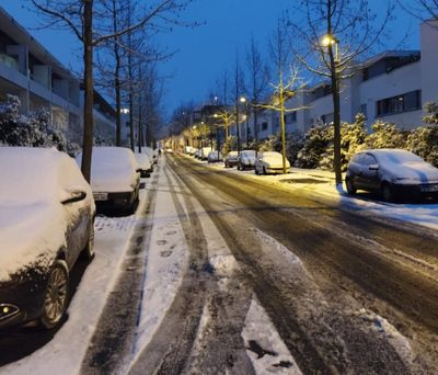 Neige en Bretagne : la prudence reste de mise ce mercredi !