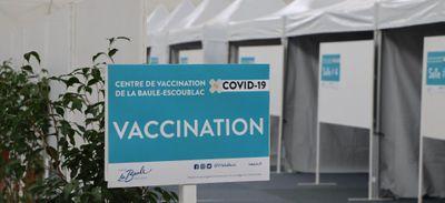 La Baule : le centre de vaccination a ouvert mardi