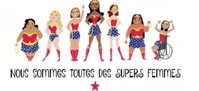La journée internationale des droits des femmes célébrée ce lundi !