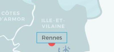 Rennes : une mauvaise qualité de l'air ce mardi