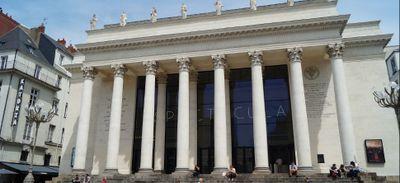 Nantes : occupation du théâtre Graslin par les intermittents