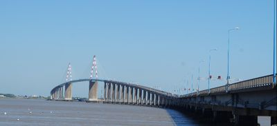 Une manifestation annoncée ce lundi sur le pont de Saint-Nazaire