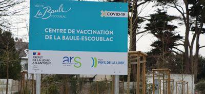 La Baule :  coup d'accélérateur dans la campagne vaccinale