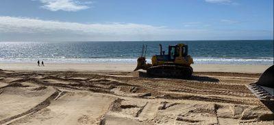 La Baule-Pornichet : les plages de la baie fermées pour une semaine