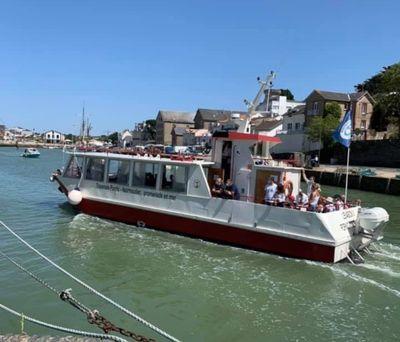 Une liaison maritime entre Pornic et Noirmoutier reprend du service...