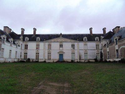 Insolite : la chapelle du domaine de la Seilleraye à Carquefou en...
