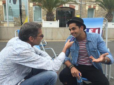 Radio Côte d'Amour à la rencontre de Christophe Licata et Pierre...