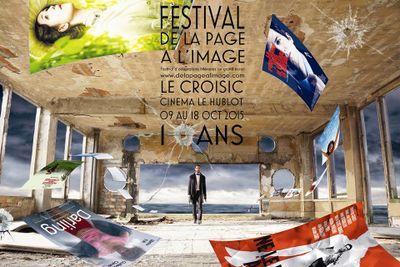 """Cinéma : """"De la page à l'image"""", 10ème édition du festival au..."""