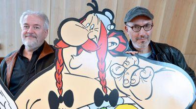 Les auteurs d'Astérix en dédicaces à Saint-Herblain lundi !