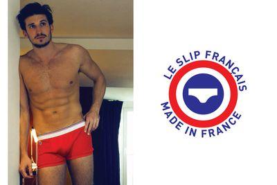 Votez pour le slip de la région Pays De La Loire ! Joli coup de pub...