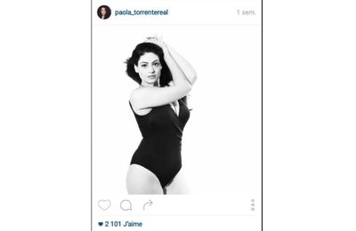 La première dauphine de Miss Italie fait du 42 et ça gêne...