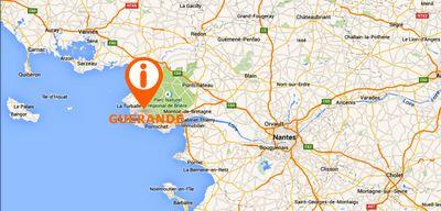 Guérande : une fillette de 8 ans agressée par trois mineurs
