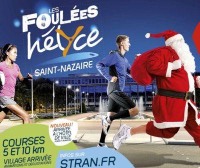 A Saint-Nazaire, les Foulées d'Hélyce c'est ce samedi après-midi...