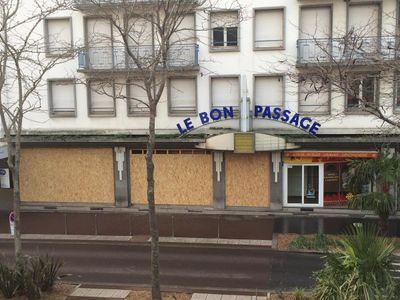 Saint-Nazaire : le Bon Passage condamné