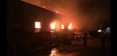 La Roche-sur-Yon : incendie des locaux de l'ADAPEI ARIA