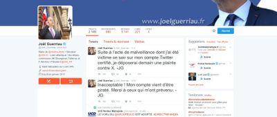 Le sénateur et maire de Saint-Sébastien-sur-Loire porte plainte...