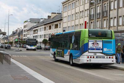 Saint-Nazaire : aucun bus de la STRAN ne circule ce jeudi matin...