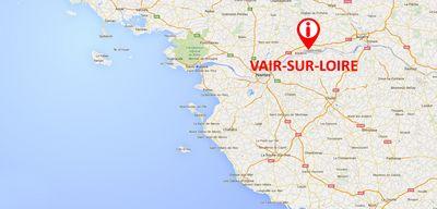 Accident de la route à Vair-sur-Loire : une personne tuée