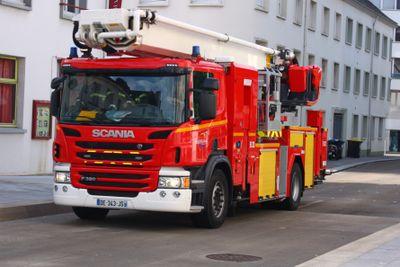 Nantes : le corps d'un homme retrouvé après un incendie