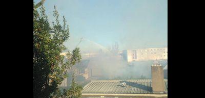 On en sait plus sur l'incendie survenu dans le quartier Saint-Félix...