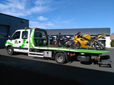 Deux motards contrôlés à 222 km/h près de Saint-Philbert-de-Grandlieu