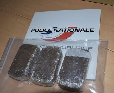 De la résine de cannabis retrouvée au centre pénitentiaire de Nantes