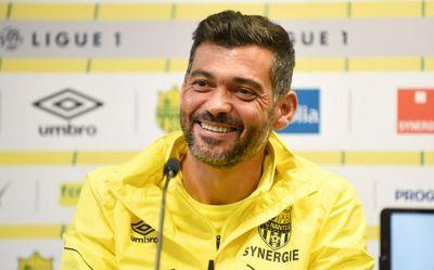 C'est l'amour fou entre Sérgio Conceição et les supporteurs du FC...