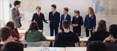 Insolite : la campagne présidentielle parodiee par des écoliers...