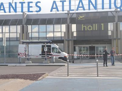 L'aéroport de Nantes bloqué à cause de deux valises ce mercredi