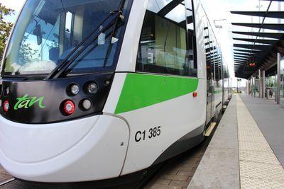 Accident de tram mortel ce mercredi midi à Nantes