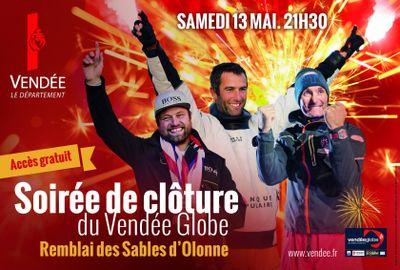 Tous les skippers du Vendée Globe se retrouvent ce samedi aux...