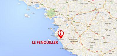 Grave accident de motos mardi soir au Fenouiller en Vendée