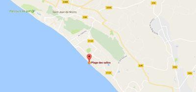 [URGENT] : un nageur porté disparu à Saint-Hilaire-de-Riez