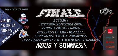 Basket : l'Hermine de Nantes en finale des Playoffs de Pro B !