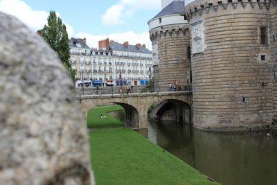 Nantes : le château des Ducs de Bretagne comme vous ne l'avez...