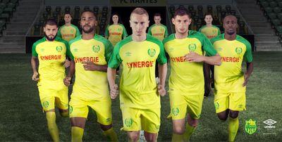 On vous présente le nouveau maillot du FC Nantes !
