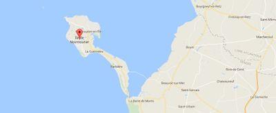 Deux personnes blessées à Noirmoutier après une collision entre...
