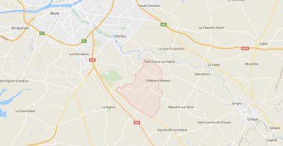 Coup de feu mortel à Château-Thébaud