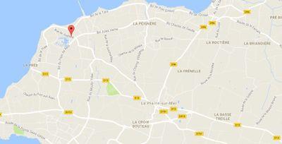 Deux jeunes gravement blessés ce jeudi soir à La Plaine-sur-Mer