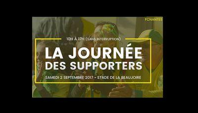 Le FC Nantes organise la première journée des supporters ce samedi