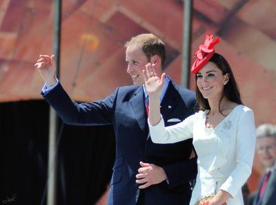 Kate et William attendent leur troisième enfant !