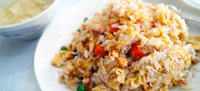 Le riz Pilaf !