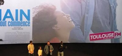 Omar SY au Gaumont Labège