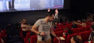 Le premier mannequin challenge au cinéma est toulousain !