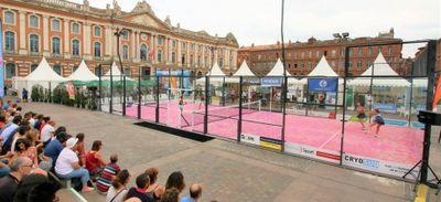 PADEL - L'Open de France Mutuelle du Rempart 2017 entre fête et...